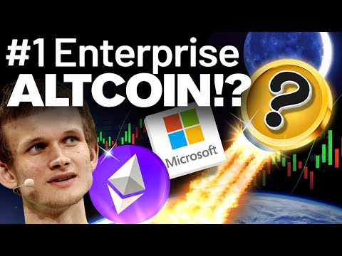Ethereum Enterprise to be DOMINATED by this COIN!!