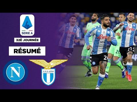 🇮🇹 Résumé : Pluie de buts entre Naples et la Lazio, Insigne et Mertens régalent