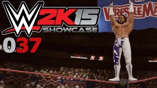 WWE 2K15 SHOWCASE #037: HAMMERFIGHT gegen Randy Savage «» Let