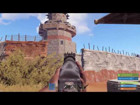 Rust Impos - 80+ Rocket Raid on ViperClan w/ DZ Clan
