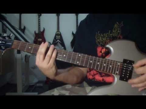 Obituary -  The End Complete (guitar cover) mp3