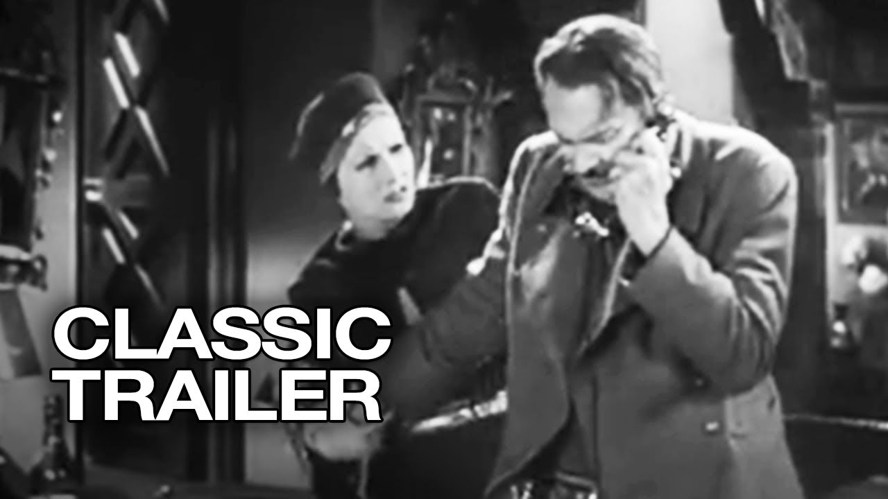 Mata Hari Official Trailer #1 - Lionel Barrymore Movie (1931) HD