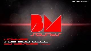 Jaybee - Say You Will (DJ Bestie Remix) [Electro]