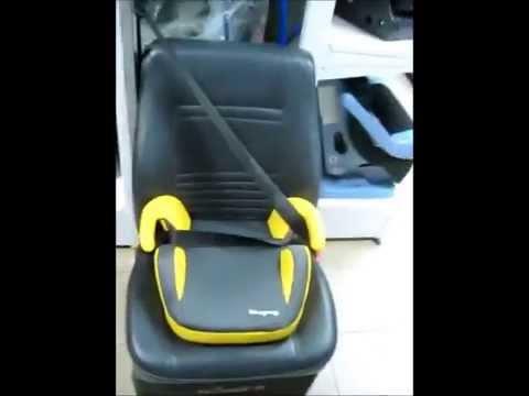 Установка автокресла-бустера Basic LB 311 15-36 кг