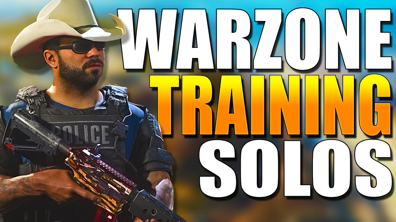 How to get BETTER at WARZONE! Warzone Training! (Warzone Pro Tips and Tricks)