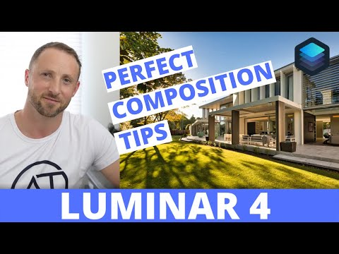 How to correct perspective in a few clicks || Luminar 4 Tutorial thumbnail