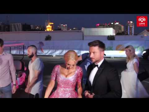 Новая волна 2016. Сергей лазарев идеальный мир (live) youtube.
