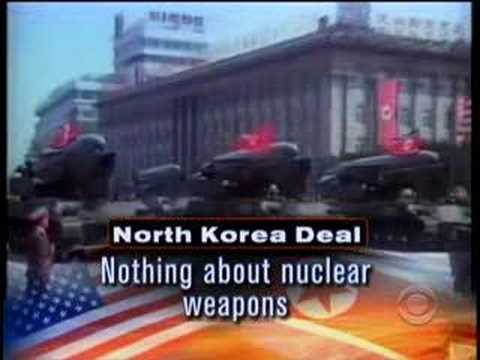 Bush Flip-Flops On North Korea