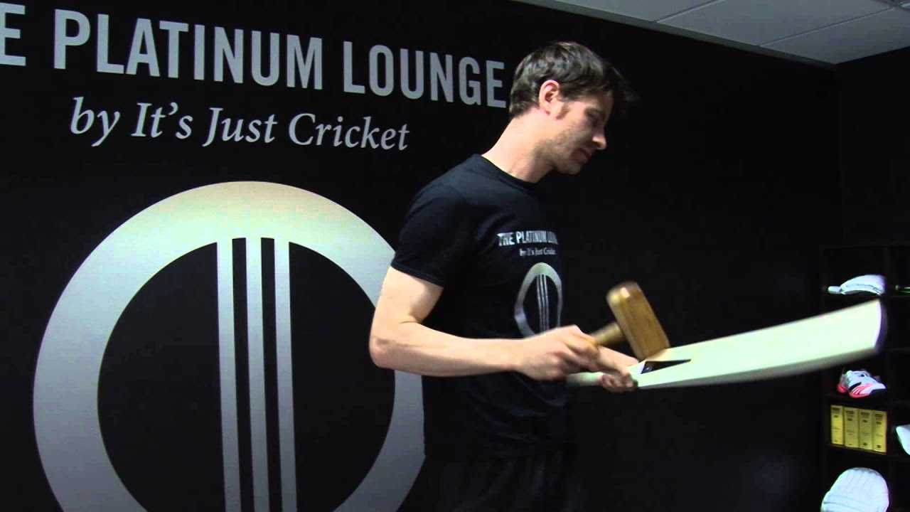 358e88999 Blank Bats B4 Limited Edition Cricket Bat Review - YouTube