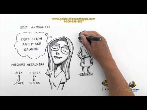 Gold IRA - How to Roll Over your IRA or 401K into Physical Gold & Silver call: 1-800-856-3827