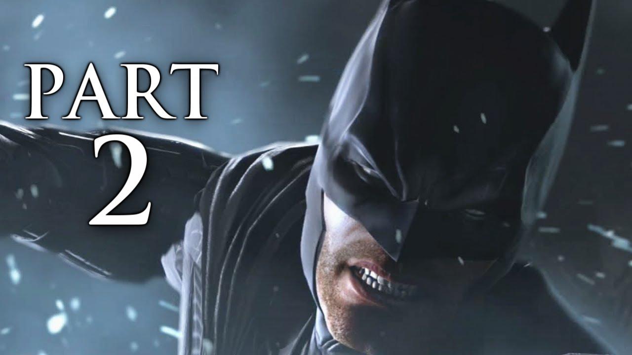 Batman Arkham Origins Gameplay Walkthrough Part 2
