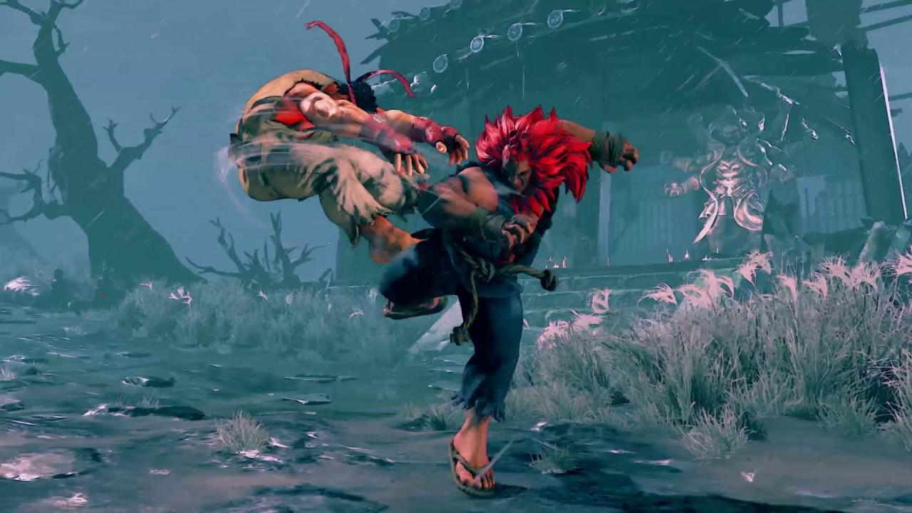 Street Fighter V S December Update Out Rock Paper Shotgun