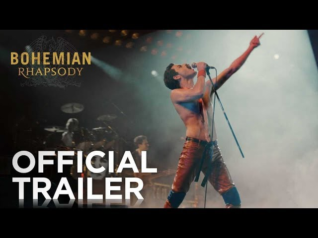 Bohemian Rhapsody: The Movie - Official Teaser Trailer  (HD)