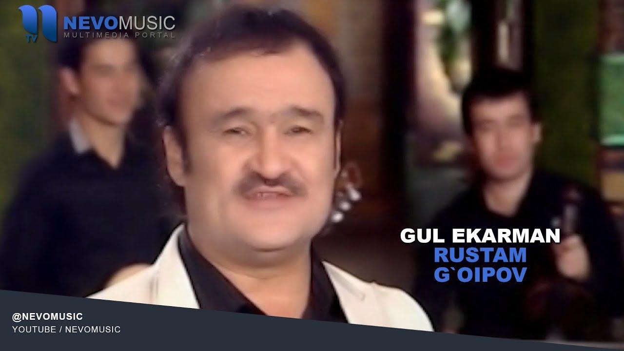 Rustam G'oipov - Gul ekurman   Рустам Гоипов - Гул Экурман