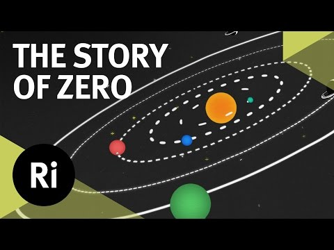 What Is Zero? Getting Something From Nothing - With Hannah Fry