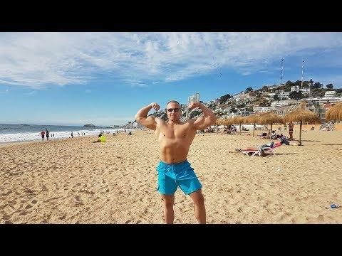 Bodybuilder trip to ARGENTINA - CHILE