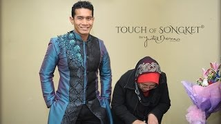 Touch of Songket by Yustie Dieanna (9 May 2014) - PartVI (Hana Gold & Jakel)