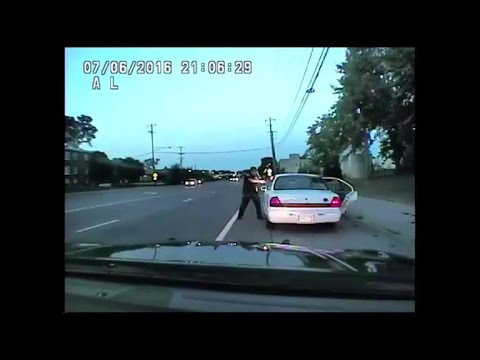 Police dashcam video released in fatal shooting of Philando Castile