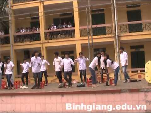 Lớp 12A1 năm học 2012-2013 THPT Bình Giang - Hải Dương
