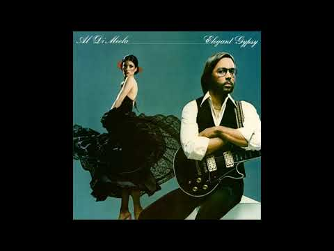 Al Di Meola -  Elegant Gypsy - (1977  full album)