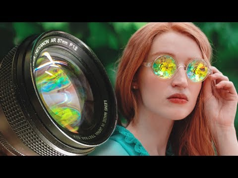 This Rare Lens Is The Finest F1.2 Ever Made (Feat Irene Rudnyk)