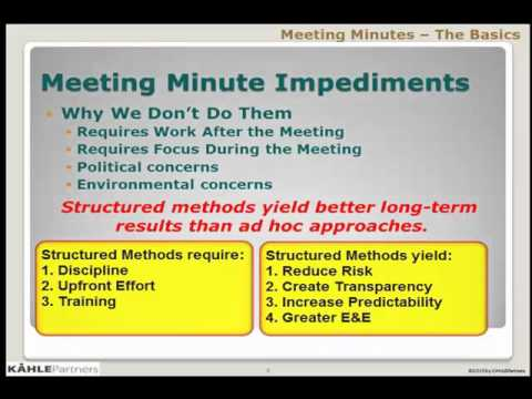 Vcast 14 - Meeting Minutes - Short Show - YouTube