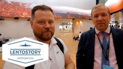 Lentostory: Helsinki-Vantaan uusi länsisiipi