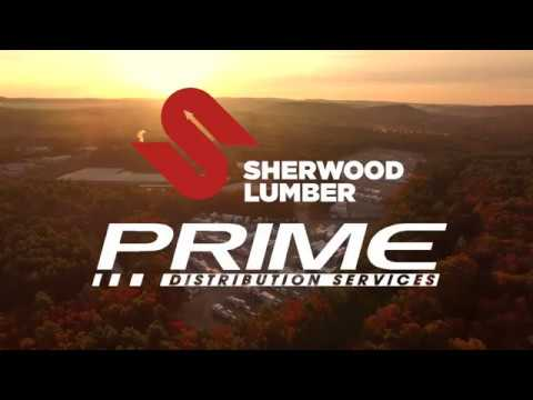 Sherwood Lumber  Prime Distribution Services Palmer MA HD