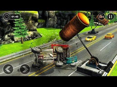 Speed Bump Car Crash Simulator: Beam Damage Part 2 - Android ...