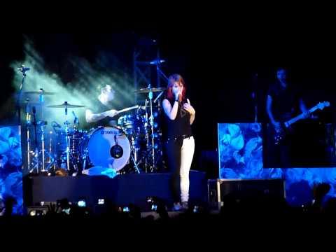 [HD] Paramore-CrushCrushCrush (Live in Jakarta 2011)