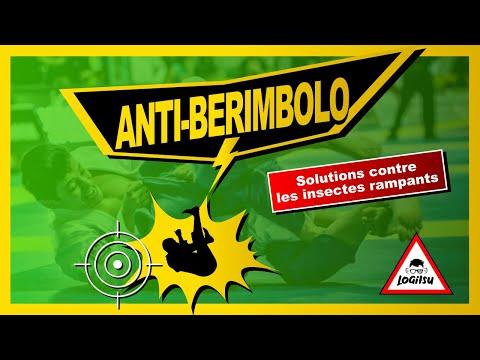 Anti-Berimbolo : Solutions Pour Défendre Le Berimbolo (Musique : Black Rose Beatz)