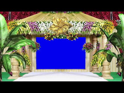 wedding Background green screen 2016-2017 Latest   Doovi