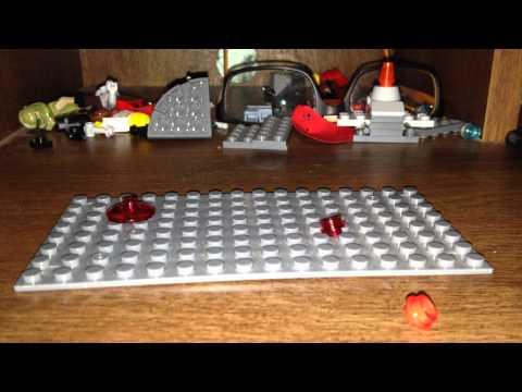 How to make a lego medigun healer