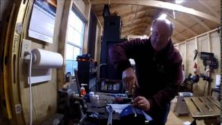 Unboxing And Assembling A Harbor Freight Welding Table