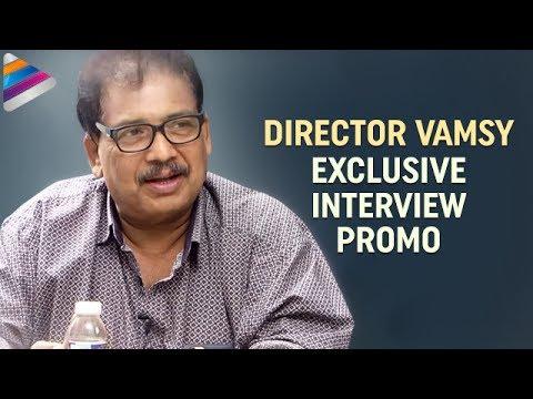 Director Vamsy Opens Up about  Ilayaraja | Vamsi Exclusive Interview Promo | Telugu Filmnagar