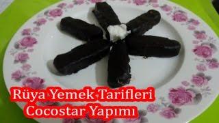 Cocostar Tarifi, Cocostar Yapımı, Cocostar Nasıl Yapılır