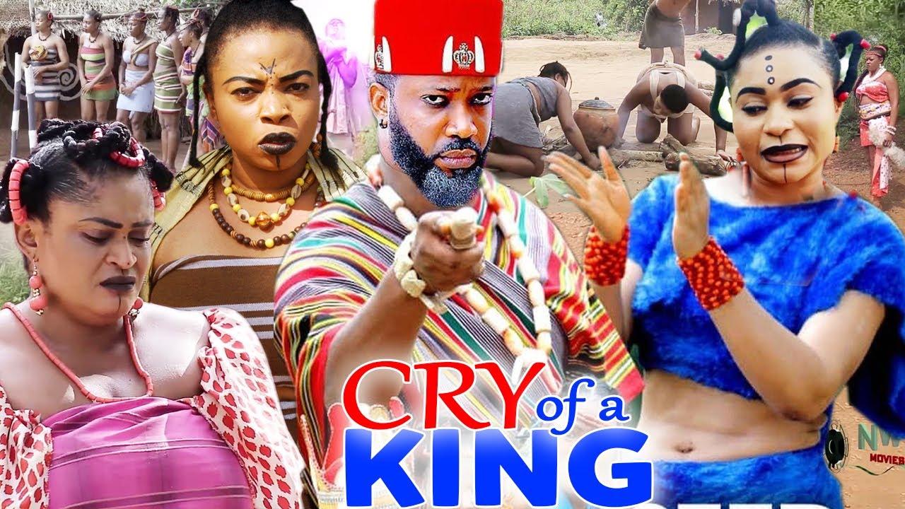 Download CRY OF A KING SEASON 1&2 FULL MOVIE - FREDRICK LEONARD 2021 LATEST NIGERIAN NOLLYWOOD MOVIE