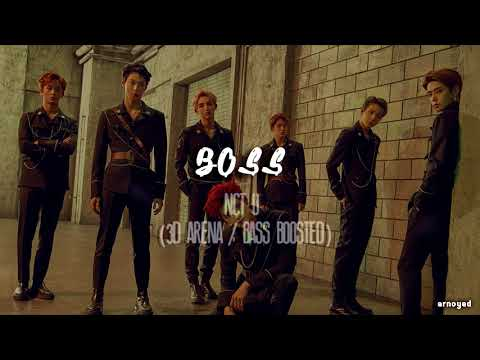 (3D ARENA/BASS BOOSTED) BOSS - NCT U