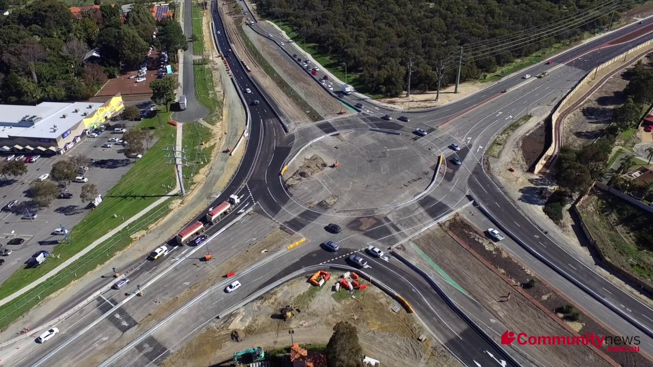 Road works delay, deter Drovers customers | Community News Group