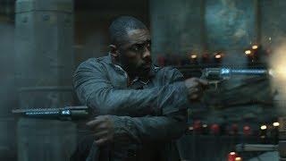 ✅Стрелок (Идрис Эльба) уничтожает людей Человека в Черном. Темная Башня (2017) (4к)✅