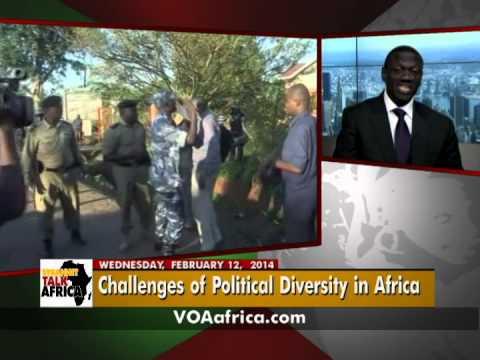 Straight Talk Africa Guest Dr. Kizza Besigye, former ...