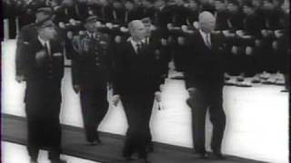 Summit Crisis. Mr. K. In Ugly Mood Over U-2 Incident 1960 Newsreel