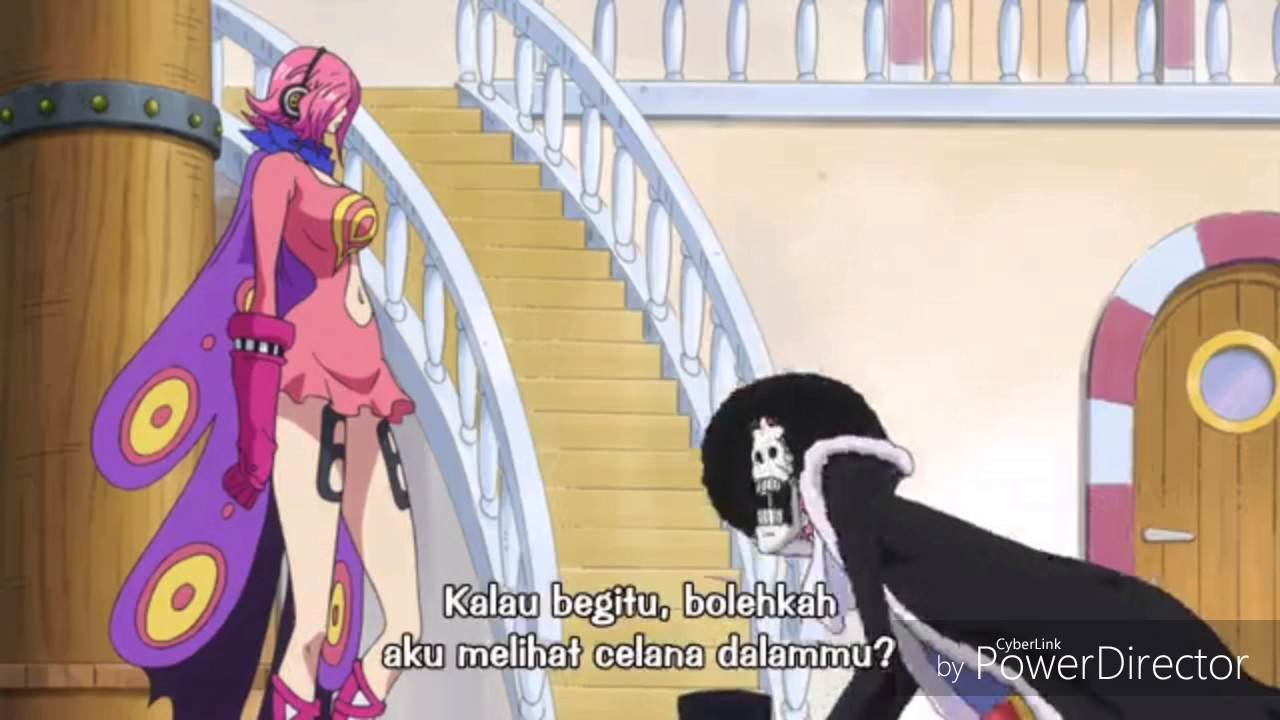 Funny Moment One Piece Episode 785 Sub Indo