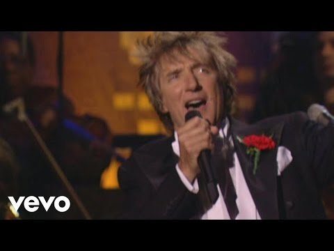 Rod Stewart - Moonglow (from It Had To Be You...The Great American Songbook)
