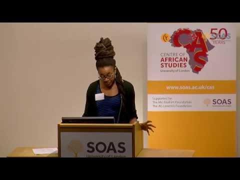 The 4th Annual Igbo Conference: Key Note speaker Nnedi Okorafor