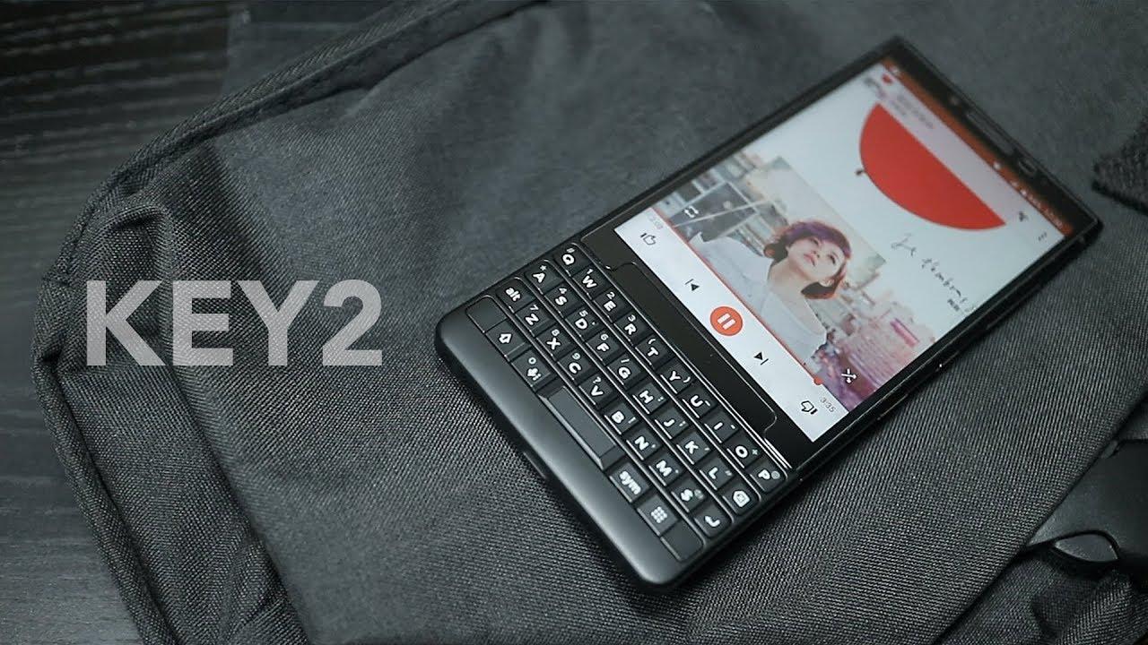 BlackBerry KEY2 With QWERTY Keypad 5324507df8