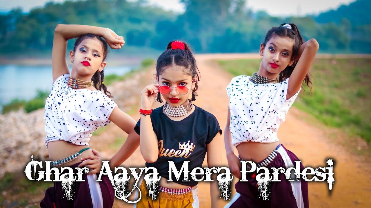 Ghar Aaya Mera Pardesi Dance SD King Choreography New Song 2020 Remix Version trending song