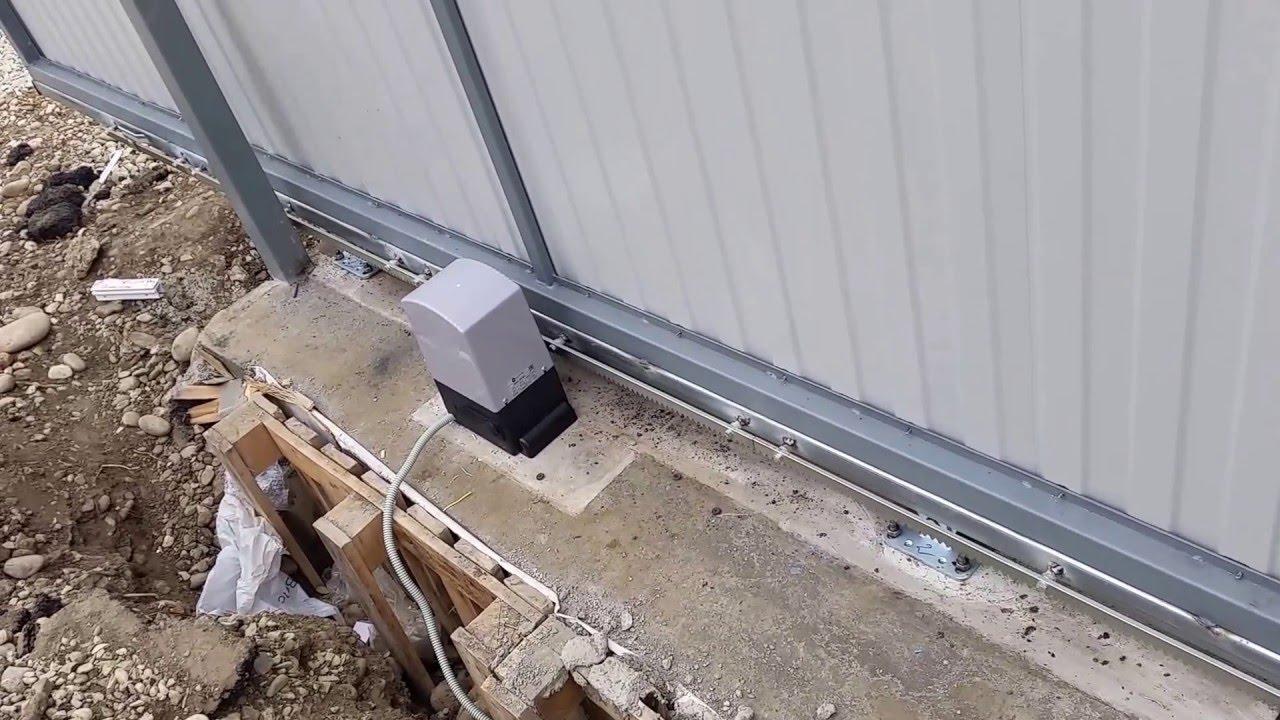 AN-Motors ASL500KIT , автоматика для откатных ворот. Майкоп ,Белореченск