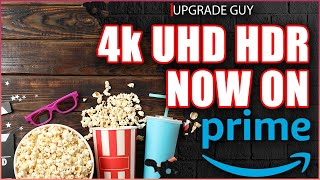 AMAZON PRIME 4K HDR NOW ON ANDROID TV - How to update the latest Amazon prime 5.6.2