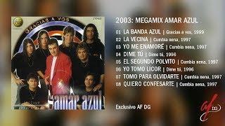 Baixar AMAR AZUL: Megamix 2003, Exclusivo AF DG